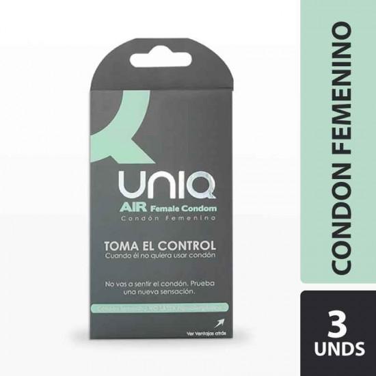 Condon Unique Femenino X 3
