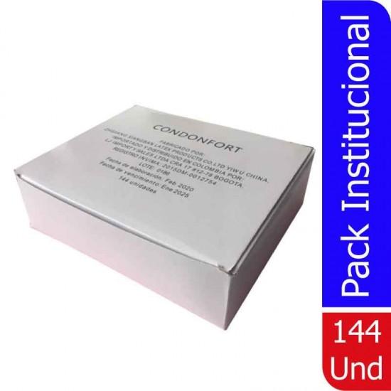 PACK CONDONFORT X 144 UNDS