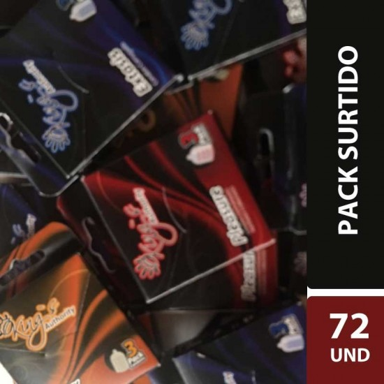 Condones Kings Pack X 24 Estuches